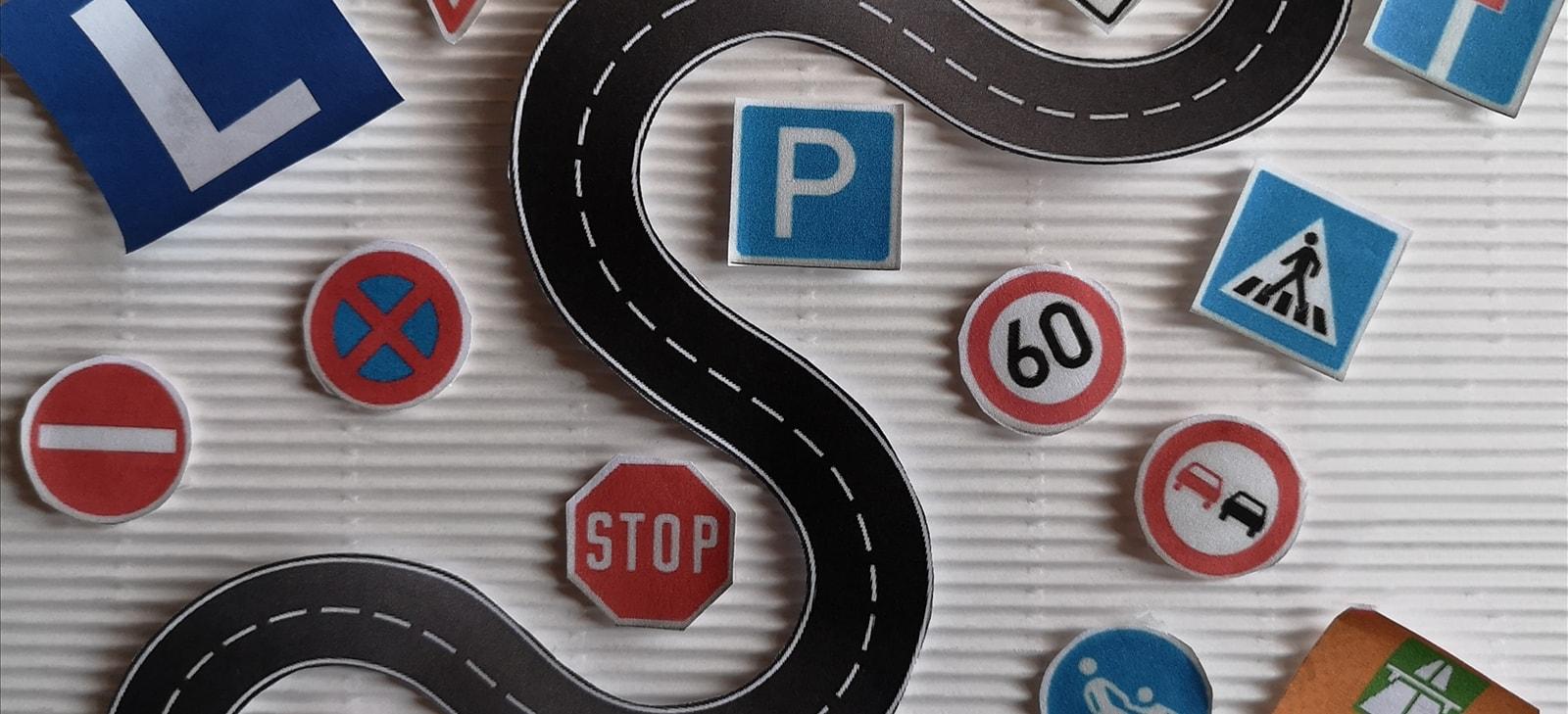 Fahrschule Vali - Verkehrszeichen
